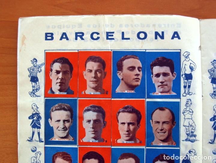Coleccionismo deportivo: Futbolistas famosos, Liga 1953-1954, 53-54 - Editorial Fher - ver fotos e información interior - Foto 6 - 97756639