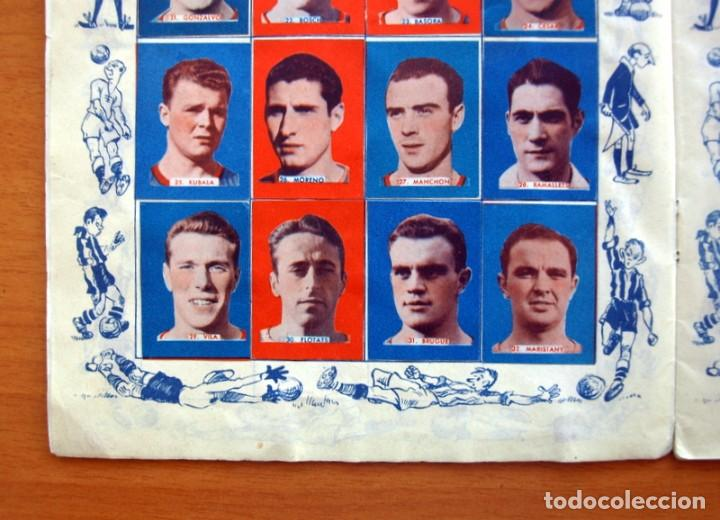 Coleccionismo deportivo: Futbolistas famosos, Liga 1953-1954, 53-54 - Editorial Fher - ver fotos e información interior - Foto 7 - 97756639