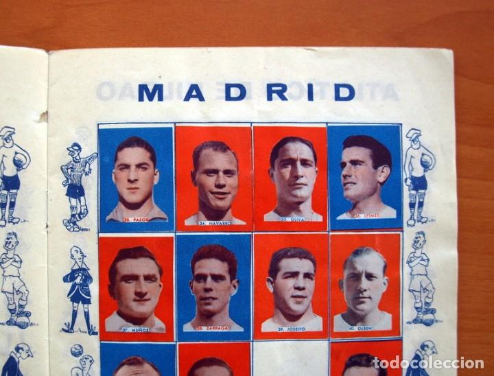 Coleccionismo deportivo: Futbolistas famosos, Liga 1953-1954, 53-54 - Editorial Fher - ver fotos e información interior - Foto 8 - 97756639
