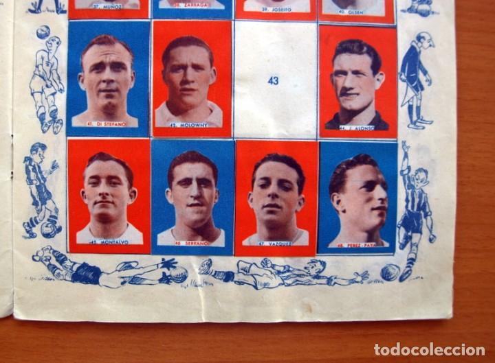 Coleccionismo deportivo: Futbolistas famosos, Liga 1953-1954, 53-54 - Editorial Fher - ver fotos e información interior - Foto 9 - 97756639