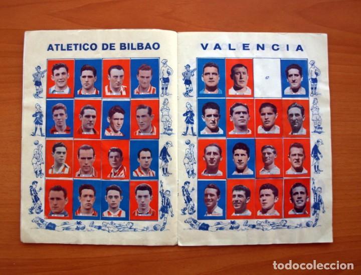 Coleccionismo deportivo: Futbolistas famosos, Liga 1953-1954, 53-54 - Editorial Fher - ver fotos e información interior - Foto 10 - 97756639