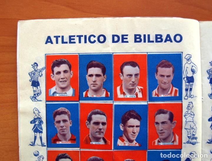 Coleccionismo deportivo: Futbolistas famosos, Liga 1953-1954, 53-54 - Editorial Fher - ver fotos e información interior - Foto 11 - 97756639