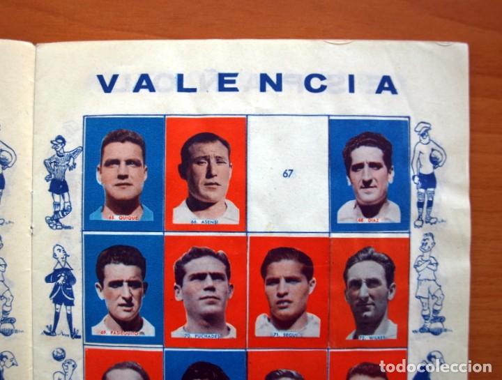 Coleccionismo deportivo: Futbolistas famosos, Liga 1953-1954, 53-54 - Editorial Fher - ver fotos e información interior - Foto 13 - 97756639