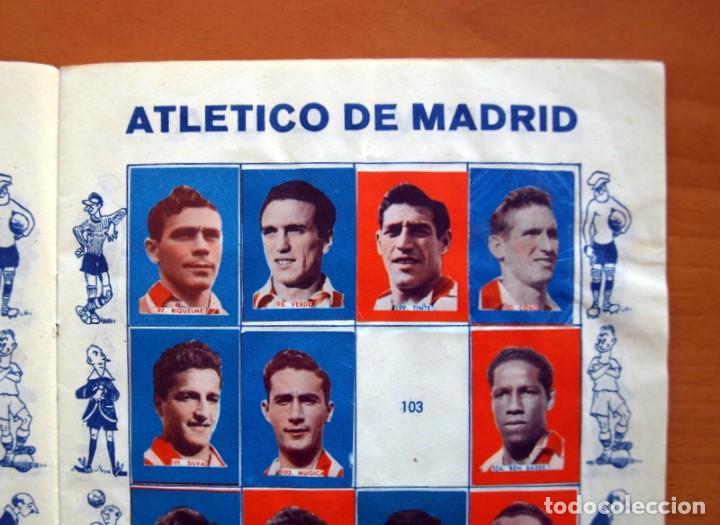 Coleccionismo deportivo: Futbolistas famosos, Liga 1953-1954, 53-54 - Editorial Fher - ver fotos e información interior - Foto 18 - 97756639