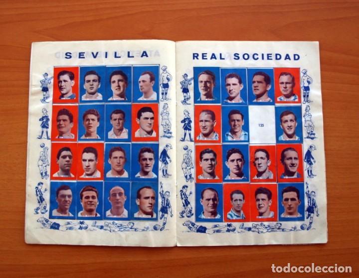 Coleccionismo deportivo: Futbolistas famosos, Liga 1953-1954, 53-54 - Editorial Fher - ver fotos e información interior - Foto 20 - 97756639