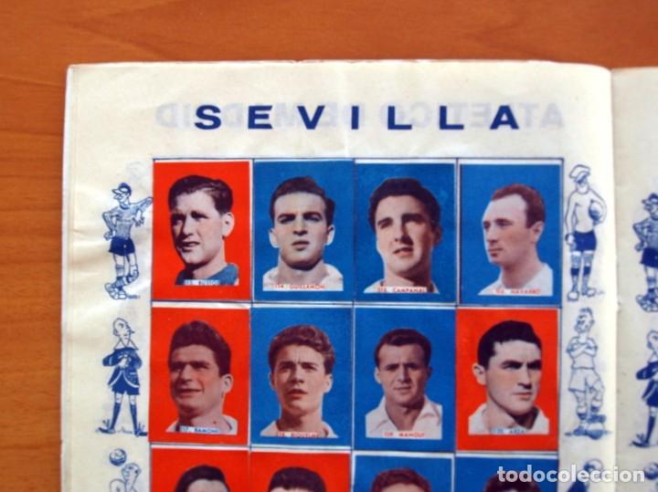 Coleccionismo deportivo: Futbolistas famosos, Liga 1953-1954, 53-54 - Editorial Fher - ver fotos e información interior - Foto 21 - 97756639