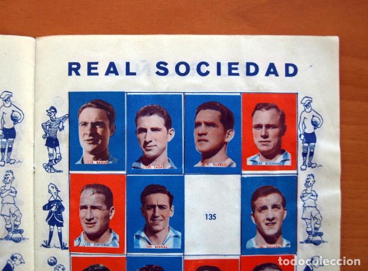 Coleccionismo deportivo: Futbolistas famosos, Liga 1953-1954, 53-54 - Editorial Fher - ver fotos e información interior - Foto 23 - 97756639