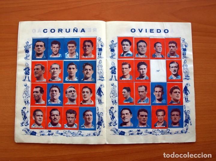 Coleccionismo deportivo: Futbolistas famosos, Liga 1953-1954, 53-54 - Editorial Fher - ver fotos e información interior - Foto 25 - 97756639