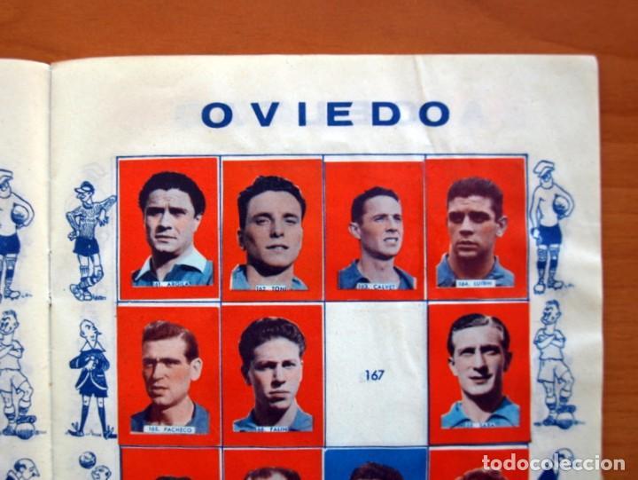 Coleccionismo deportivo: Futbolistas famosos, Liga 1953-1954, 53-54 - Editorial Fher - ver fotos e información interior - Foto 28 - 97756639