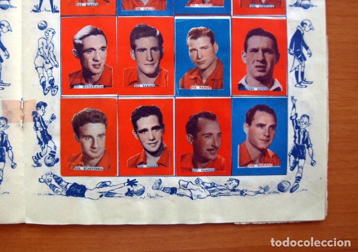 Coleccionismo deportivo: Futbolistas famosos, Liga 1953-1954, 53-54 - Editorial Fher - ver fotos e información interior - Foto 34 - 97756639