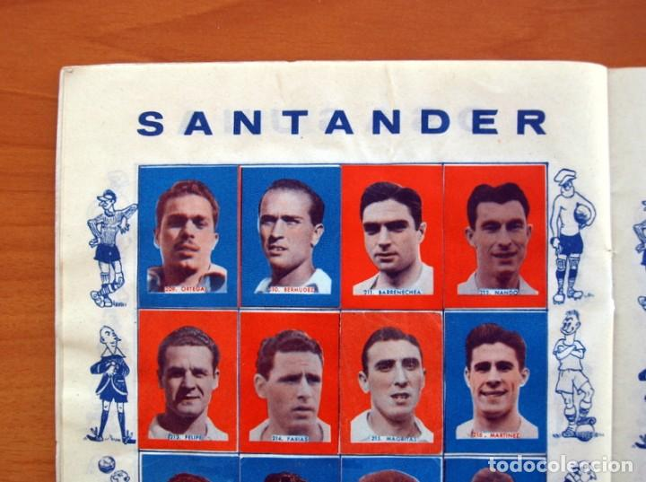 Coleccionismo deportivo: Futbolistas famosos, Liga 1953-1954, 53-54 - Editorial Fher - ver fotos e información interior - Foto 36 - 97756639