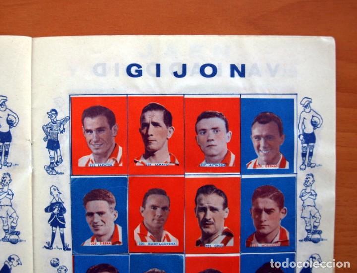 Coleccionismo deportivo: Futbolistas famosos, Liga 1953-1954, 53-54 - Editorial Fher - ver fotos e información interior - Foto 38 - 97756639