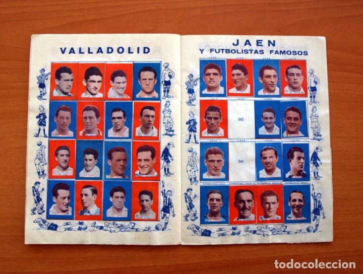 Coleccionismo deportivo: Futbolistas famosos, Liga 1953-1954, 53-54 - Editorial Fher - ver fotos e información interior - Foto 40 - 97756639