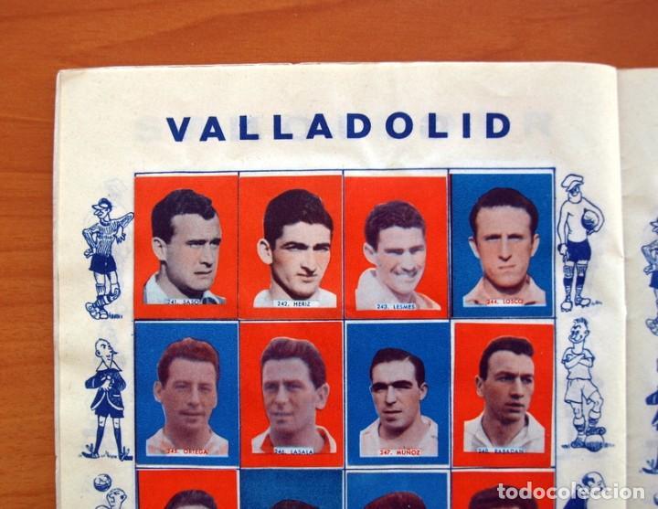 Coleccionismo deportivo: Futbolistas famosos, Liga 1953-1954, 53-54 - Editorial Fher - ver fotos e información interior - Foto 41 - 97756639