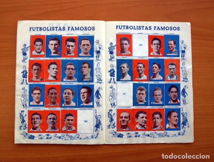 Coleccionismo deportivo: Futbolistas famosos, Liga 1953-1954, 53-54 - Editorial Fher - ver fotos e información interior - Foto 45 - 97756639