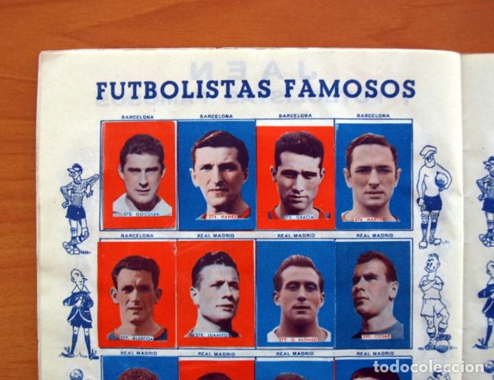 Coleccionismo deportivo: Futbolistas famosos, Liga 1953-1954, 53-54 - Editorial Fher - ver fotos e información interior - Foto 46 - 97756639