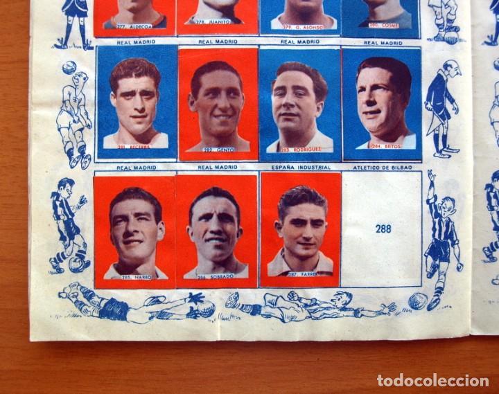 Coleccionismo deportivo: Futbolistas famosos, Liga 1953-1954, 53-54 - Editorial Fher - ver fotos e información interior - Foto 47 - 97756639