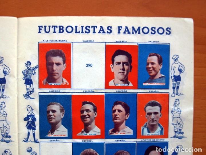 Coleccionismo deportivo: Futbolistas famosos, Liga 1953-1954, 53-54 - Editorial Fher - ver fotos e información interior - Foto 48 - 97756639