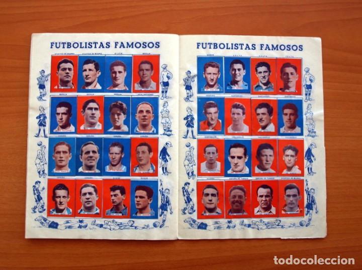 Coleccionismo deportivo: Futbolistas famosos, Liga 1953-1954, 53-54 - Editorial Fher - ver fotos e información interior - Foto 50 - 97756639