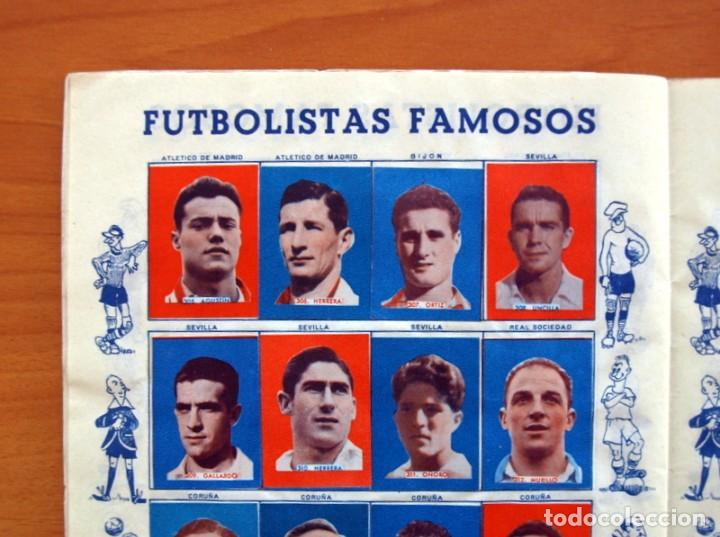 Coleccionismo deportivo: Futbolistas famosos, Liga 1953-1954, 53-54 - Editorial Fher - ver fotos e información interior - Foto 51 - 97756639