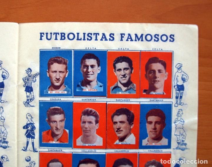 Coleccionismo deportivo: Futbolistas famosos, Liga 1953-1954, 53-54 - Editorial Fher - ver fotos e información interior - Foto 53 - 97756639