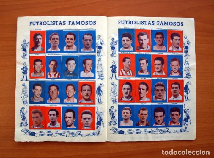Coleccionismo deportivo: Futbolistas famosos, Liga 1953-1954, 53-54 - Editorial Fher - ver fotos e información interior - Foto 55 - 97756639