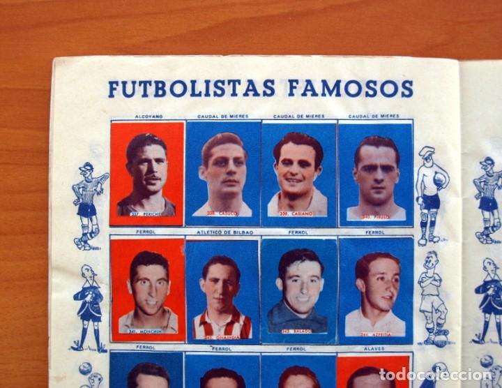 Coleccionismo deportivo: Futbolistas famosos, Liga 1953-1954, 53-54 - Editorial Fher - ver fotos e información interior - Foto 56 - 97756639