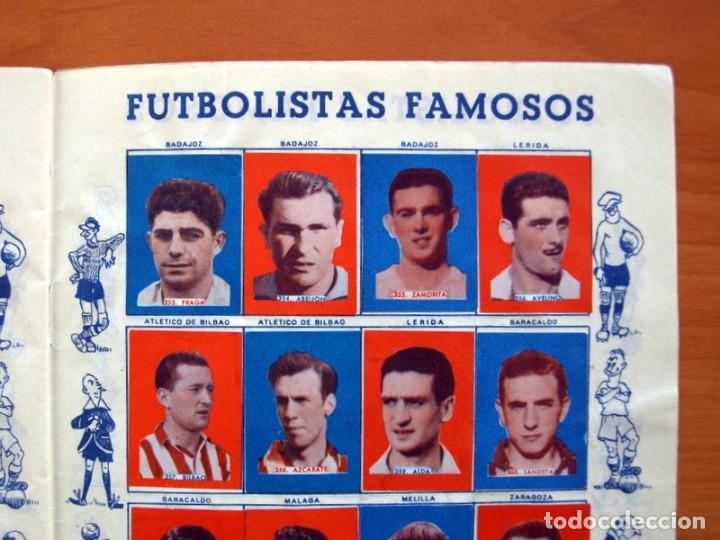 Coleccionismo deportivo: Futbolistas famosos, Liga 1953-1954, 53-54 - Editorial Fher - ver fotos e información interior - Foto 58 - 97756639