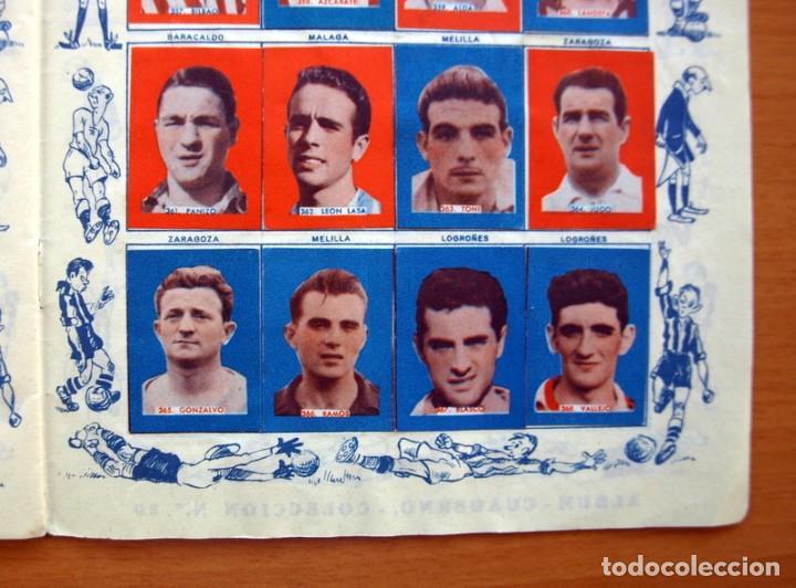 Coleccionismo deportivo: Futbolistas famosos, Liga 1953-1954, 53-54 - Editorial Fher - ver fotos e información interior - Foto 59 - 97756639