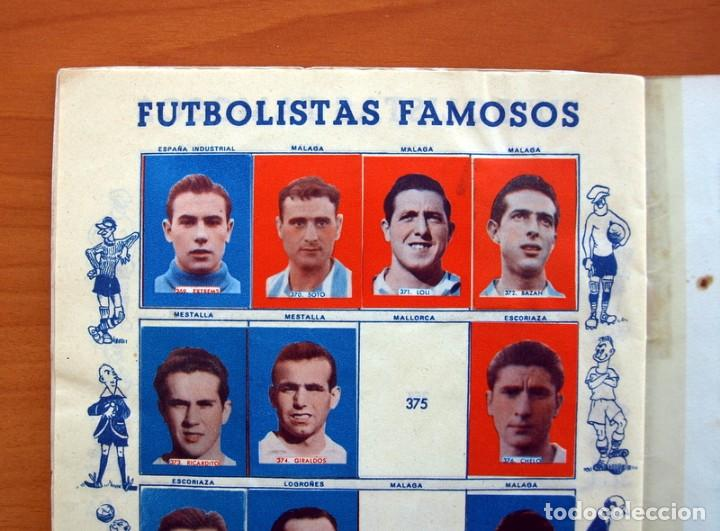 Coleccionismo deportivo: Futbolistas famosos, Liga 1953-1954, 53-54 - Editorial Fher - ver fotos e información interior - Foto 61 - 97756639