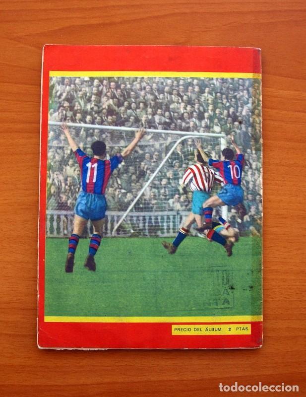 Coleccionismo deportivo: Futbolistas famosos, Liga 1953-1954, 53-54 - Editorial Fher - ver fotos e información interior - Foto 63 - 97756639