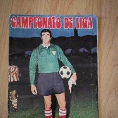 Coleccionismo deportivo: CAMPEONATO DE LIGA 1975-76-DISGRA-FHER INCOMPLETO (LEER DESCRIPCIÒN). Lote 97806807