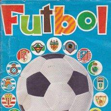 Coleccionismo deportivo: ALBUM FUTBOL INCOMPLETO MAGA 1975 FALTAN 4 CROMOS. Lote 97918795
