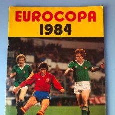 Coleccionismo deportivo: ALBUM EUROCOPA 1984 EURO 84 EDITORIAL FANS. Lote 98506747