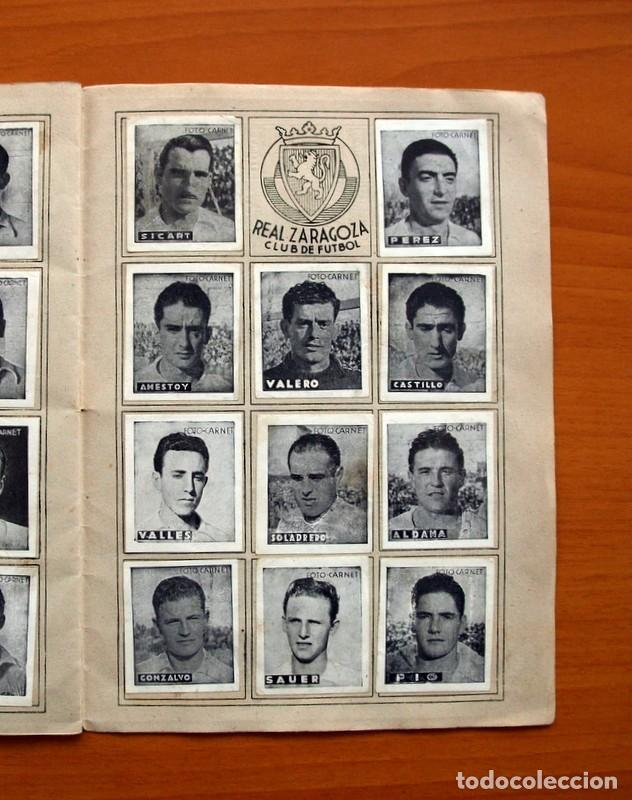 Coleccionismo deportivo: Libreta deportiva - Liga 1942-1943, 42-43, Primera división - Editorial Cisne - Foto 16 - 98573943