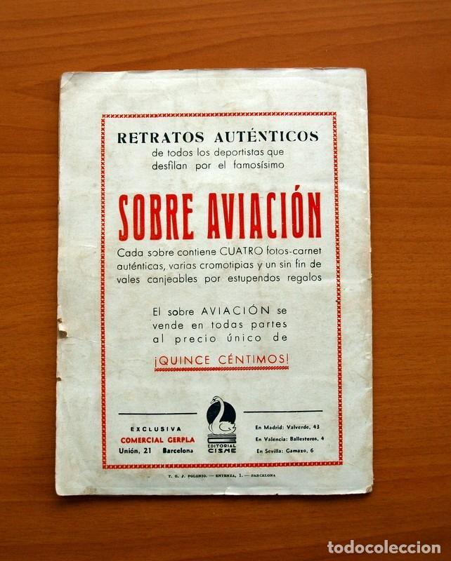 Coleccionismo deportivo: Libreta deportiva - Liga 1942-1943, 42-43, Primera división - Editorial Cisne - Foto 19 - 98573943