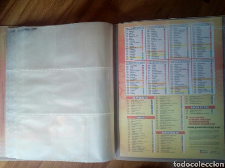 Coleccionismo deportivo: ARCHIVADOR ADRENALYN 10-11 - Foto 4 - 99300052