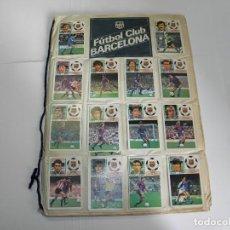 Coleccionismo deportivo: ALBUM DE FUTBOL 83 84 1984 1985 EDICIONES ESTE - PREGUNTAR CROMOS SUELTOS. - SIN TAPAS. Lote 99462763