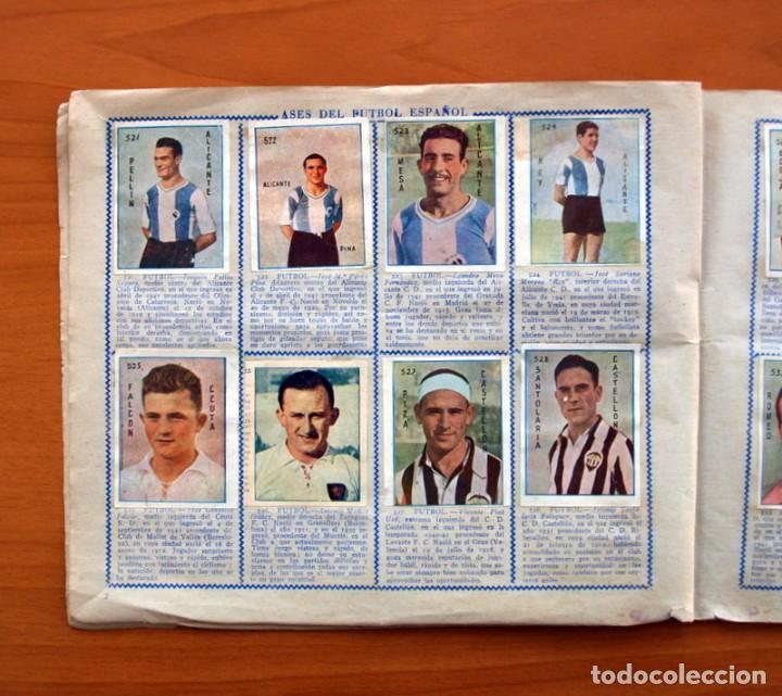 Coleccionismo deportivo: Álbum Cromo Estudiantil nº 3 - año 1941 - Ver fotos y explicaciones interiores - Foto 4 - 100135767