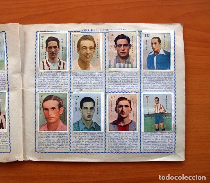 Coleccionismo deportivo: Álbum Cromo Estudiantil nº 3 - año 1941 - Ver fotos y explicaciones interiores - Foto 5 - 100135767