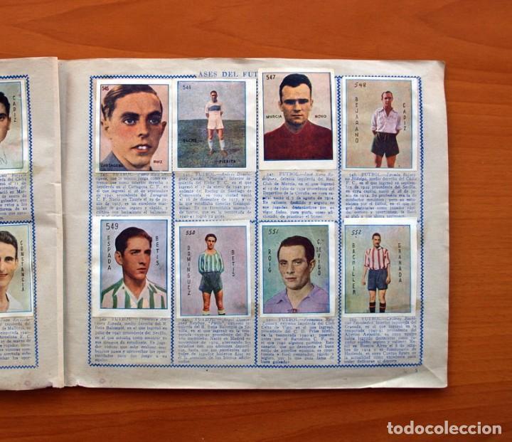 Coleccionismo deportivo: Álbum Cromo Estudiantil nº 3 - año 1941 - Ver fotos y explicaciones interiores - Foto 7 - 100135767