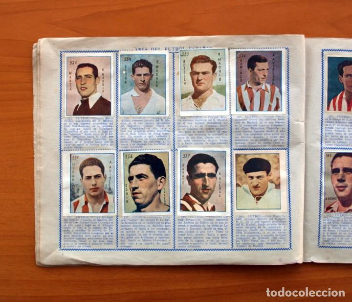 Coleccionismo deportivo: Álbum Cromo Estudiantil nº 3 - año 1941 - Ver fotos y explicaciones interiores - Foto 8 - 100135767