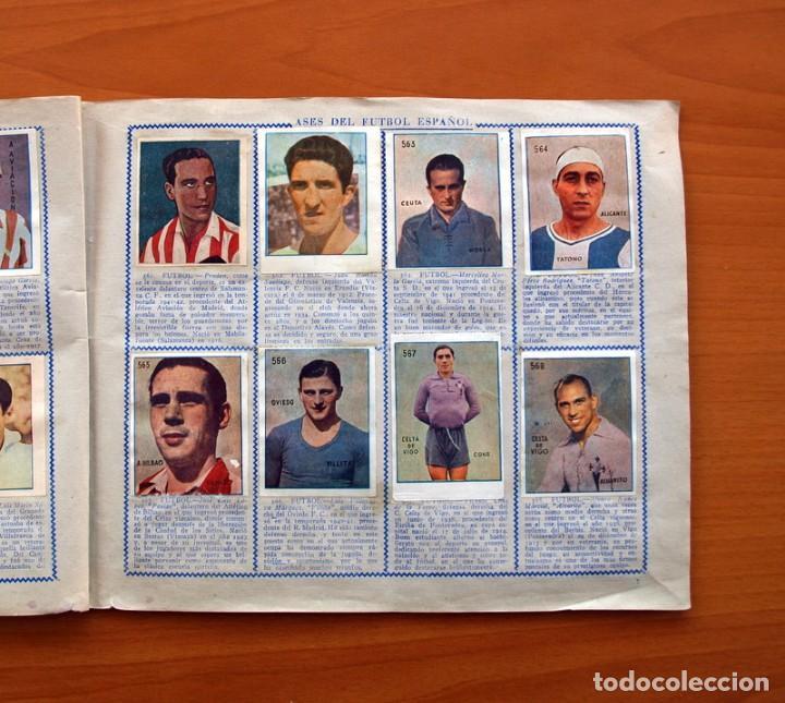 Coleccionismo deportivo: Álbum Cromo Estudiantil nº 3 - año 1941 - Ver fotos y explicaciones interiores - Foto 9 - 100135767