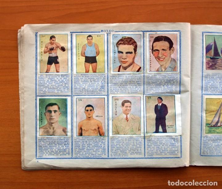 Coleccionismo deportivo: Álbum Cromo Estudiantil nº 3 - año 1941 - Ver fotos y explicaciones interiores - Foto 10 - 100135767