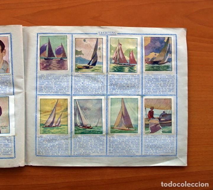 Coleccionismo deportivo: Álbum Cromo Estudiantil nº 3 - año 1941 - Ver fotos y explicaciones interiores - Foto 11 - 100135767
