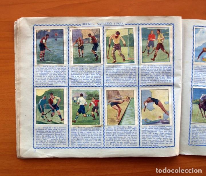Coleccionismo deportivo: Álbum Cromo Estudiantil nº 3 - año 1941 - Ver fotos y explicaciones interiores - Foto 12 - 100135767