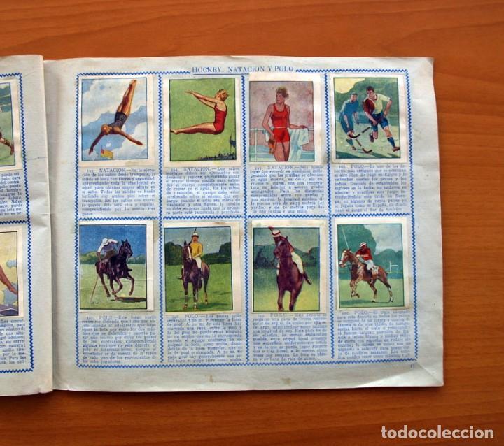 Coleccionismo deportivo: Álbum Cromo Estudiantil nº 3 - año 1941 - Ver fotos y explicaciones interiores - Foto 13 - 100135767