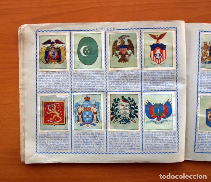 Coleccionismo deportivo: Álbum Cromo Estudiantil nº 3 - año 1941 - Ver fotos y explicaciones interiores - Foto 20 - 100135767