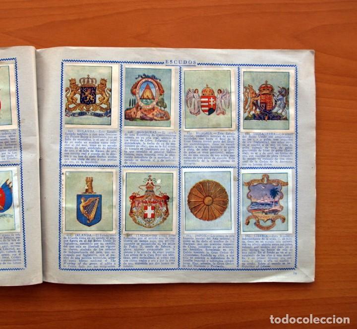 Coleccionismo deportivo: Álbum Cromo Estudiantil nº 3 - año 1941 - Ver fotos y explicaciones interiores - Foto 21 - 100135767