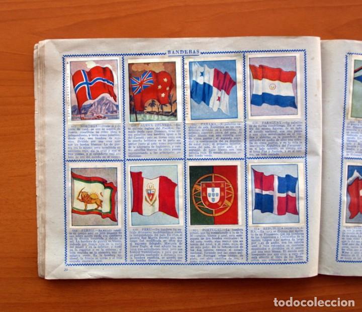 Coleccionismo deportivo: Álbum Cromo Estudiantil nº 3 - año 1941 - Ver fotos y explicaciones interiores - Foto 22 - 100135767